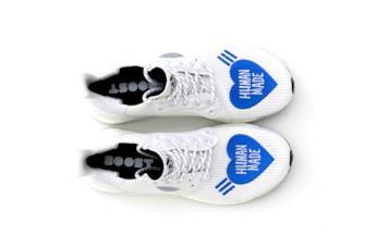 Release HUMAN MADE x Pharrell x adidas Solar Hu Glide