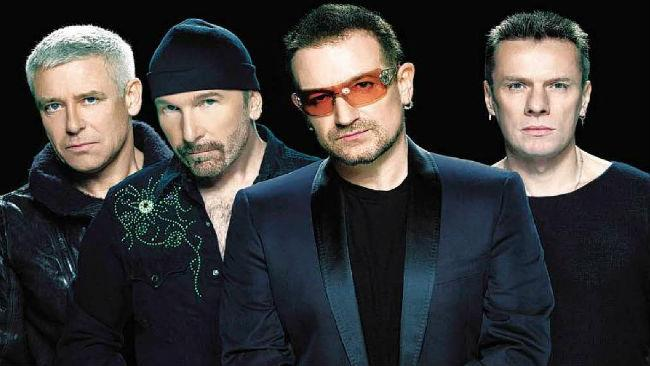 Gli U2 portano a Roma il loro The Joshua Tree Tour 2017