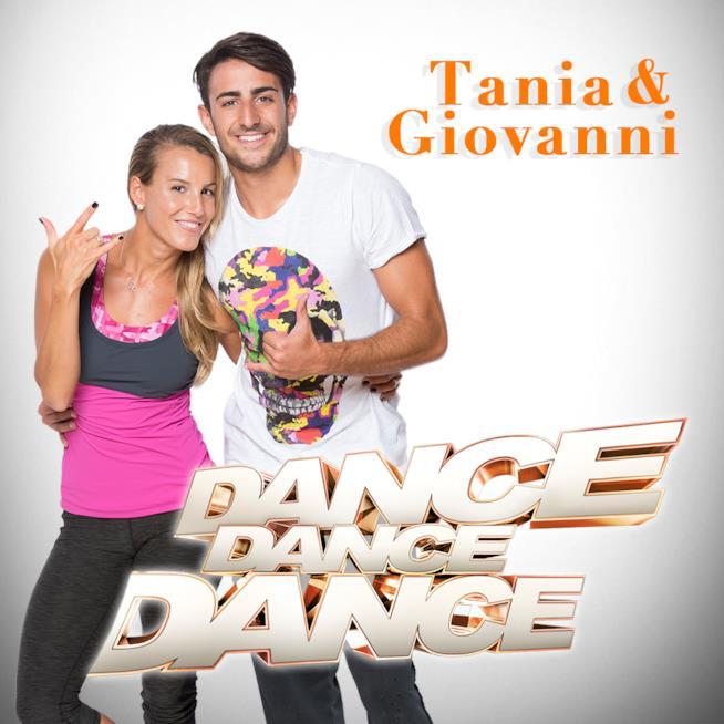 Tania e Giovanni saranno una delle sei coppie di Dance Dance Dance