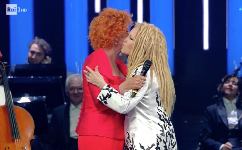Ornella Vanoni e Patty Pravo