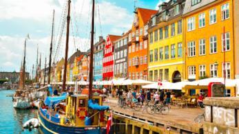 Il quartiere più bello di Copenaghen: Nyhavn