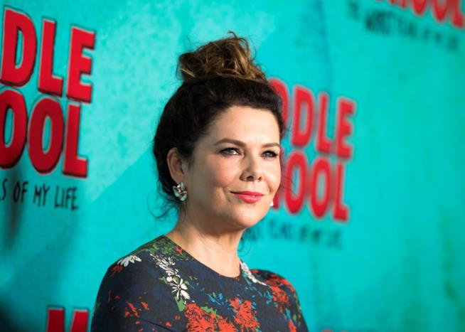 L'attrice Lauren Graham