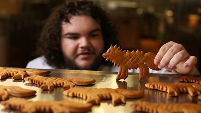 Ben Hawkey alias Frittella di Game of Thrones