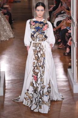 Sfilata VALENTINO Collezione Alta moda Autunno Inverno 19/20 Parigi - ISI_4157