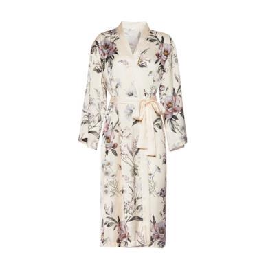 Kimono con i fiori all over