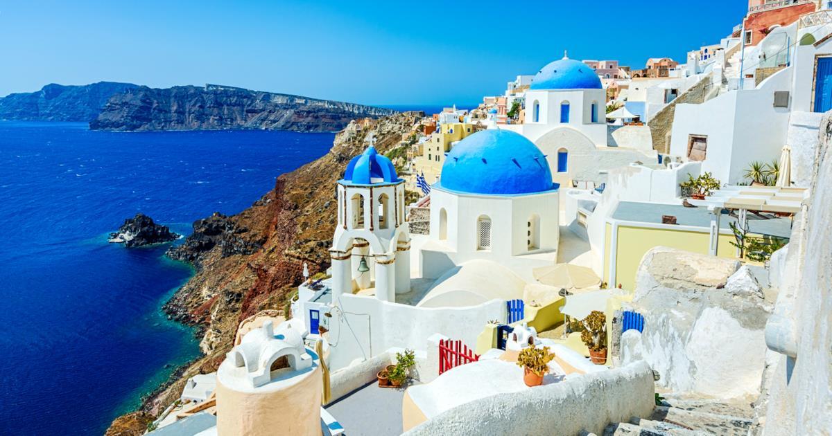 Le 19 migliori isole della Grecia dove andare in vacanza a seconda dell'esigenza