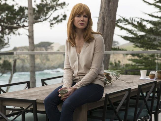 Nicole Kidman nella serie TV Big Little Lies