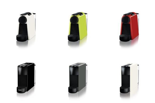Le sei varianti di Essenza Mini di Nespresso