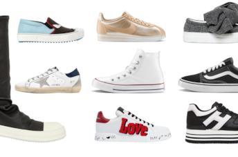 Tutte le sneakers da regalare a Natale