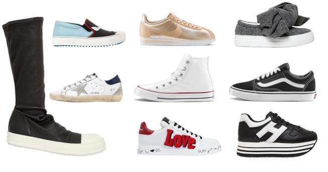 Sneakers da regalare per Natale