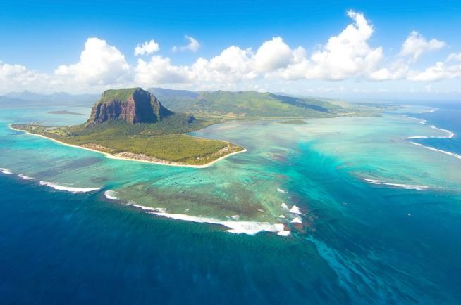 Veduta di Mauritius