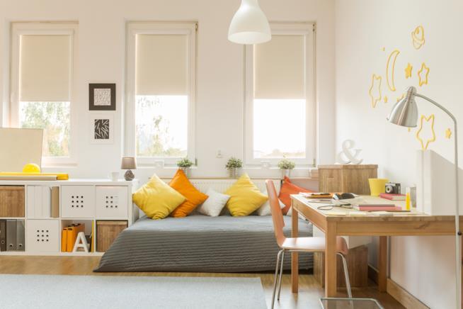 Camerette Per Neonati Rosa : Rosa e azzurro al bando via ai nuovi colori per le camerette