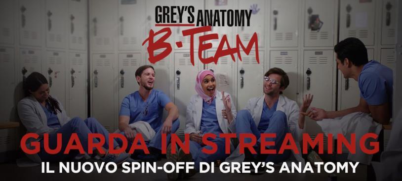 La webserie di Grey's Anatomy è online su FoxLife