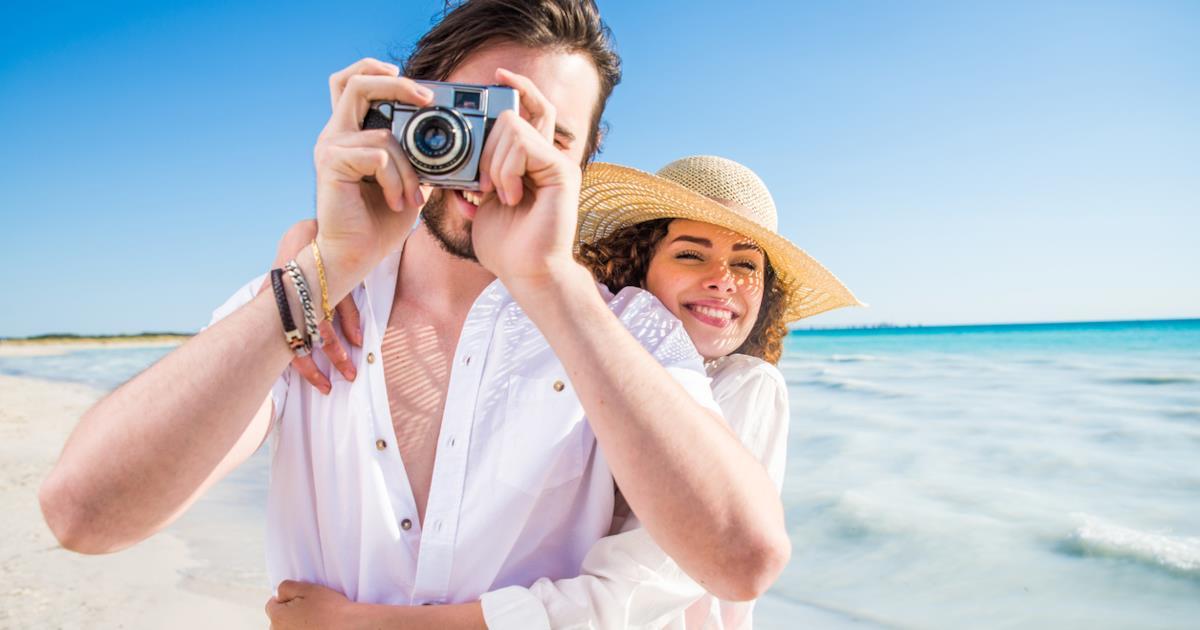Come si fotografa in spiaggia: preparetevi all'estate