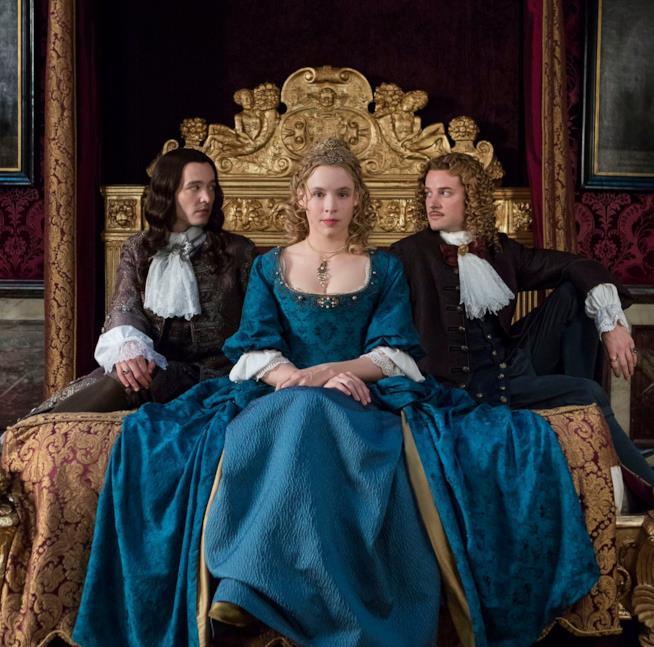Versailles, la serie fuori concorso a Canneseries