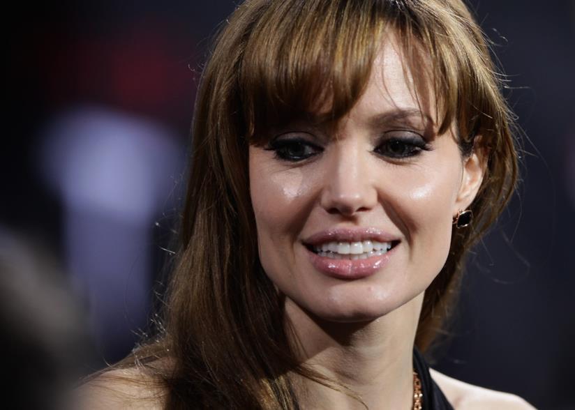Angelina Jolie alla premiere tedesca di Salt diretto da Phillip Noyce