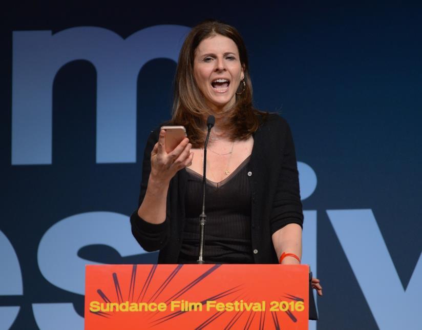 Amy Ziering, tra le registe che concorrono al Tribeca Film Festival