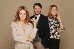 La conferenza stampa di Amore e Altri Rimedi con Claudia Gerini
