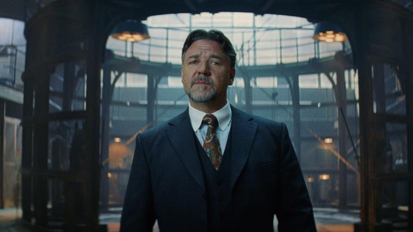 Russell Crowe è il dr. Jekyll, icona di mistero