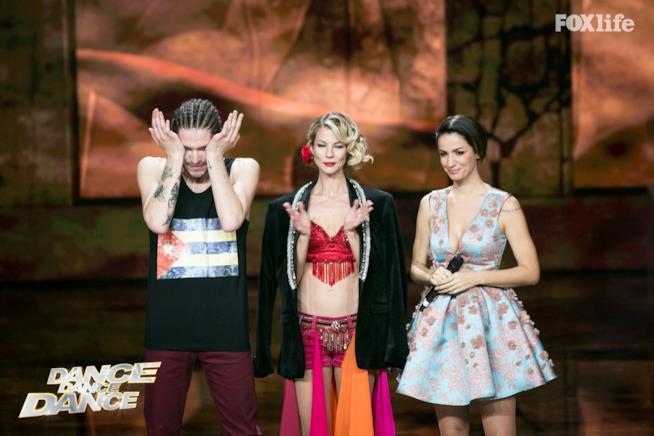 Tommaso Zorzi in lacrime a Dance Dance Dance 2