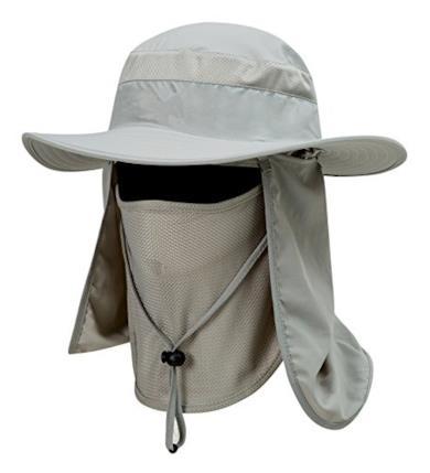 Cappello modello safari
