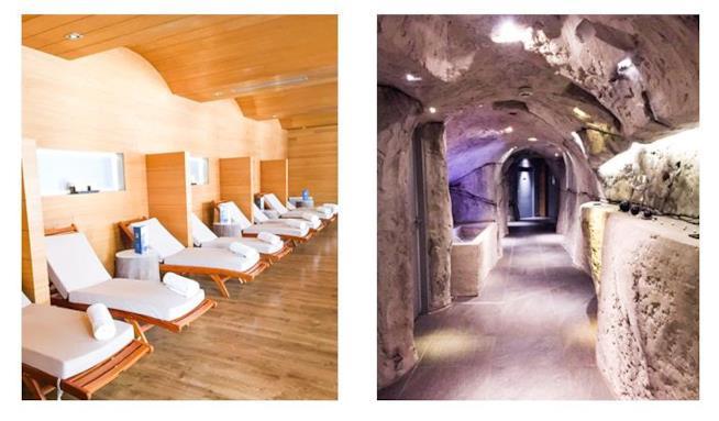 Resort Valmorel: ecco la spa interna