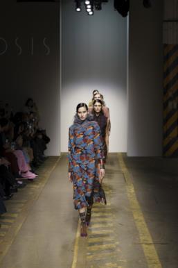 Sfilata MORFOSIS Collezione Alta moda Autunno Inverno 19/20 Roma - 28