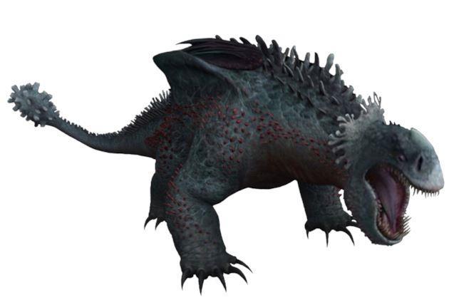 Morte Rossa di Dragon Trainer