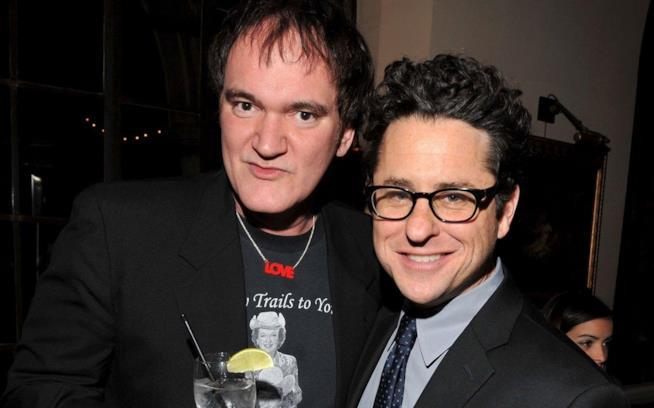 Tarantino e JJ Abrams insieme per il nuovo Star Trek?