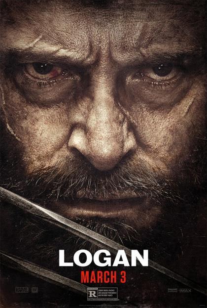 Poster del film con il primo piano del protagonista