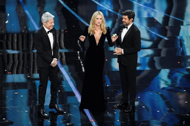 I conduttori di Sanremo 2018