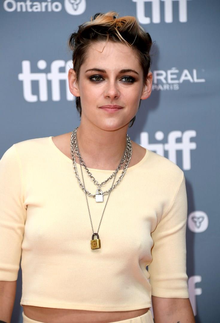 L'attrice Kristen Stewart