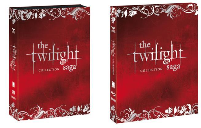 Cofanetti in edizione speciale della saga di Twilight