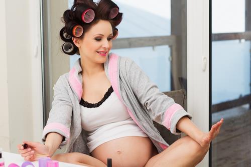 osservare la pelle in gravidanza per scoprire se il bimbo è maschio o femmina