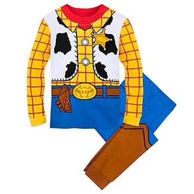 Pigiama travestimento Woody
