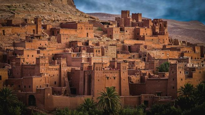 Ait-ben-haddou in Marocco