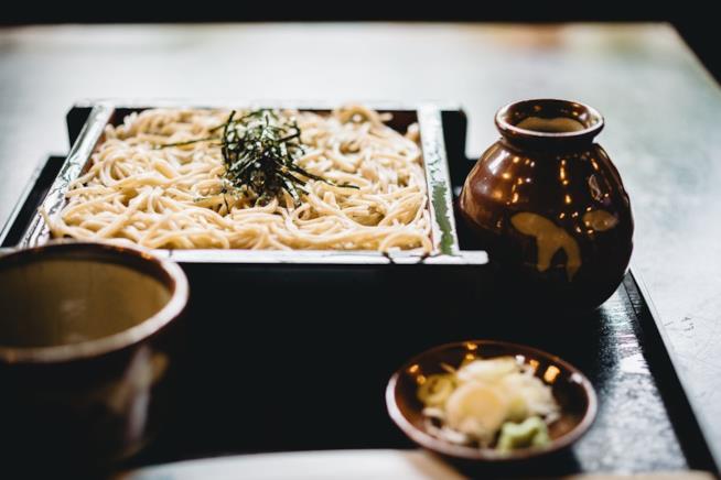 Noodles di Konjac a dieta