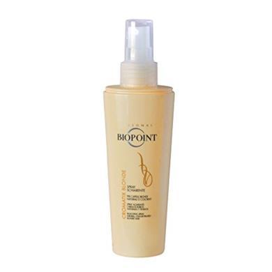 Spray schiarente per capelli biondi