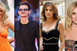 Chiara Ferragni, Rovazzi, Corvaglia, Canalis tra i top 15 influencer italiani