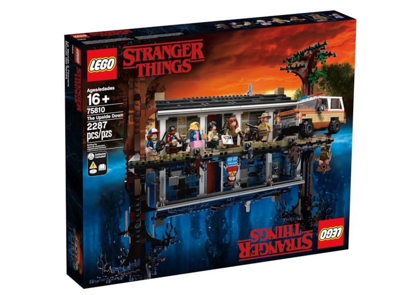 Il set lego ispirato a Stranger Things