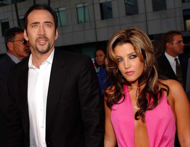 Nicolas Cage si sposa. E divorzia dopo 4 giorni