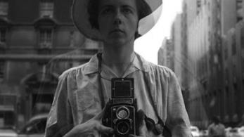 Autoscatto di Vivian Maier