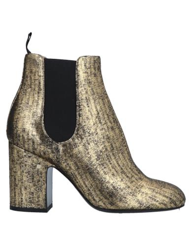 Chelsea Boots dorati