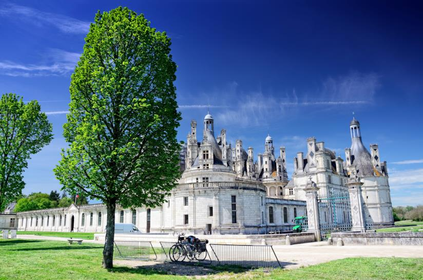 Loire à Vélo: percorso a tappe per vacanze in bici