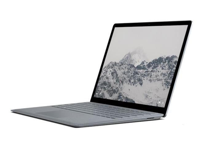 Il portatile di Microsoft