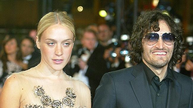 Chloë Sevigny e Vincent Gallo a una serata cinematografica
