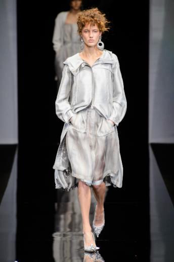 Sfilata GIORGIO ARMANI Collezione Donna Primavera Estate 2019 Milano - 1
