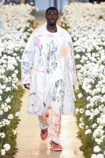 Sfilata OFF-WHITE Collezione Uomo Primavera Estate 2020 Parigi - ISI_2428