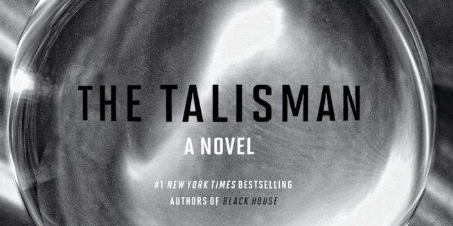 La copertina del romanzo The Talisman