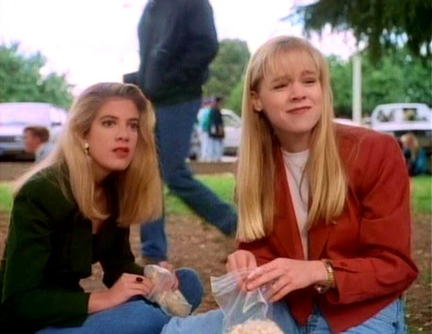 Donna e Kelly al West Beverly High